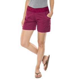 Ocun Pantera Shorts Women Beet Red
